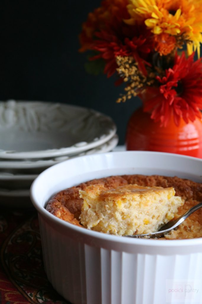 Thanksgiving Sides - Corn Casserole