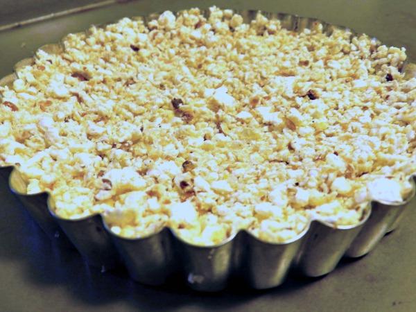 popcorn tart crust
