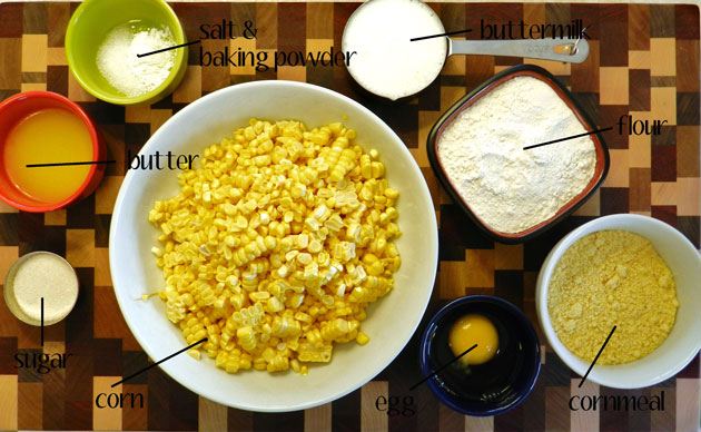 corn-fritters-ingredients