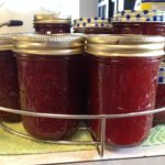 Strawberry Key Lime Jam
