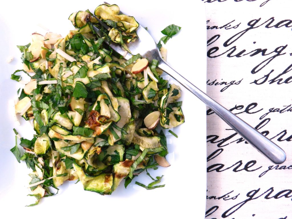 Zucchini Salad 253
