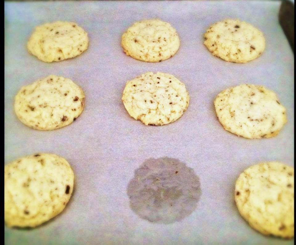coffee butter cookie 2