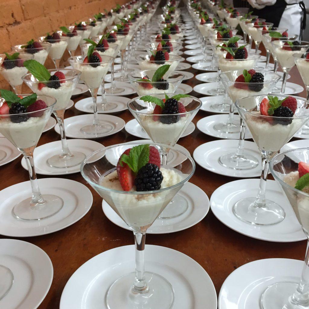 neverending dessert course