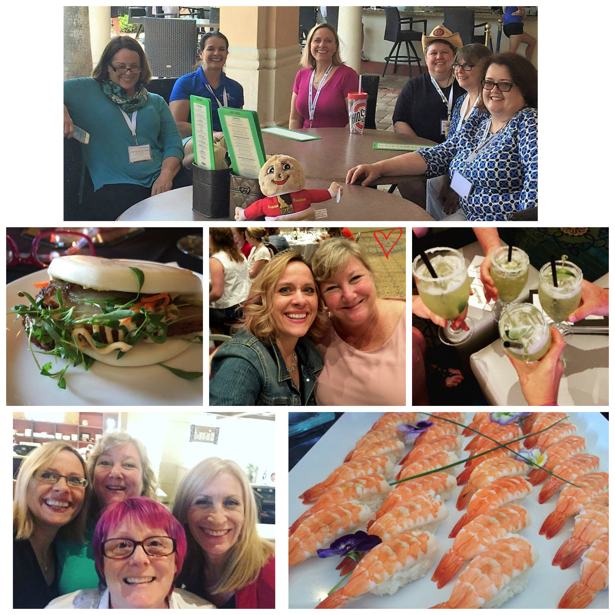 FWCon Friends Collage