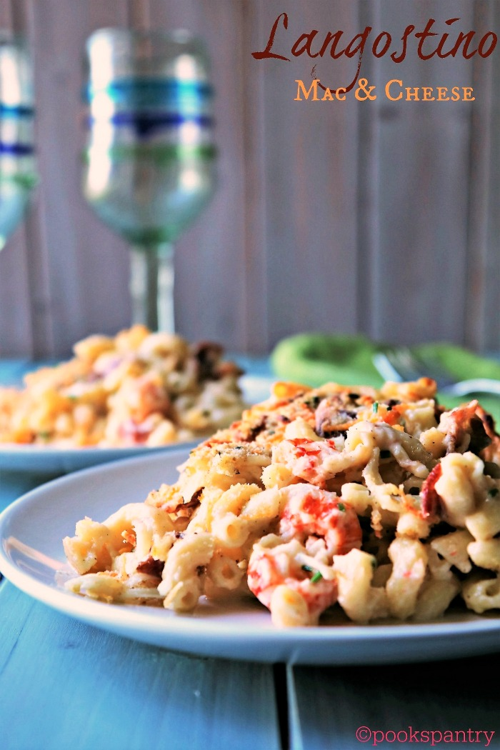 Langostino Mac & Cheese