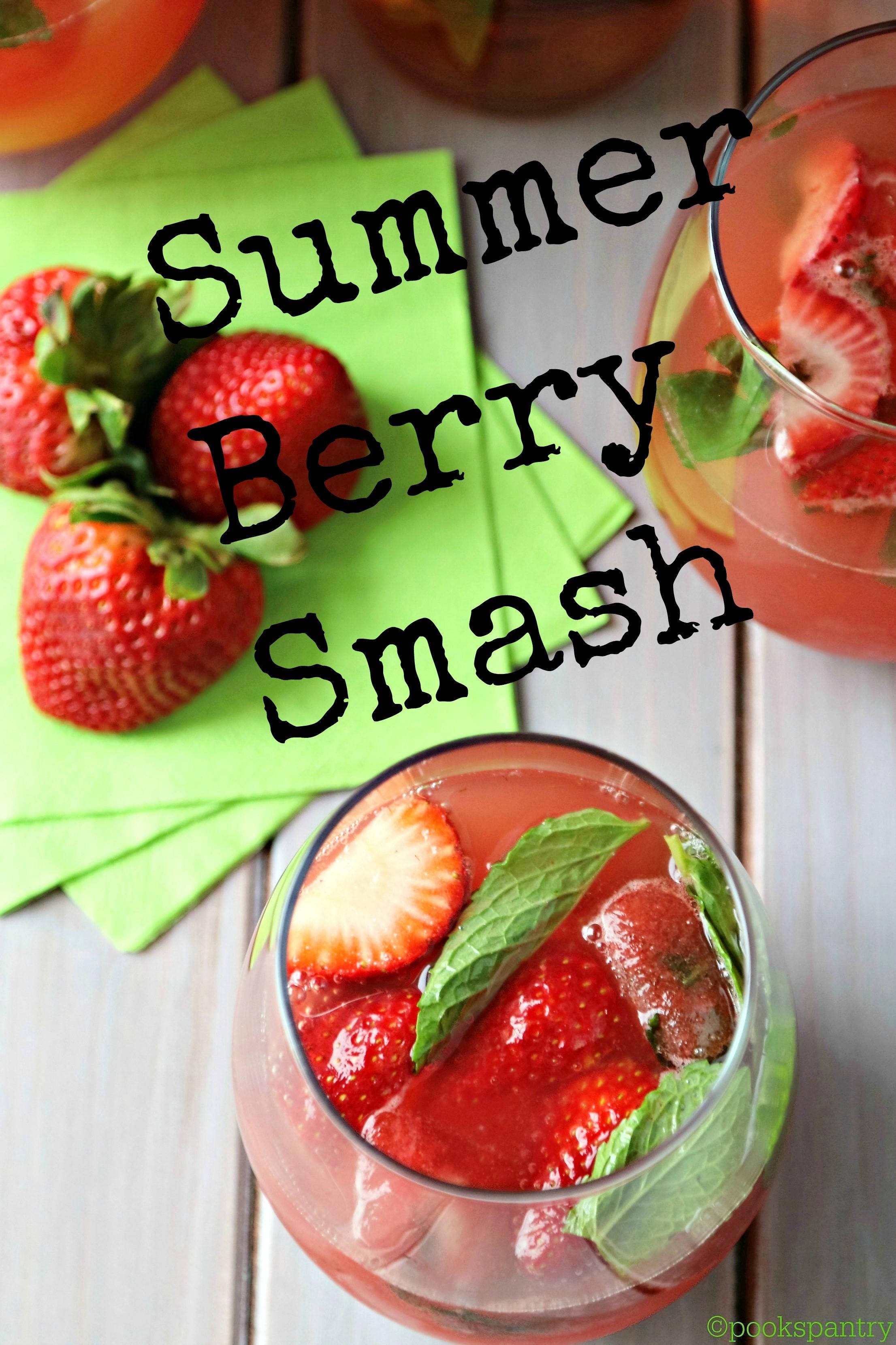 Summer Berry Smash