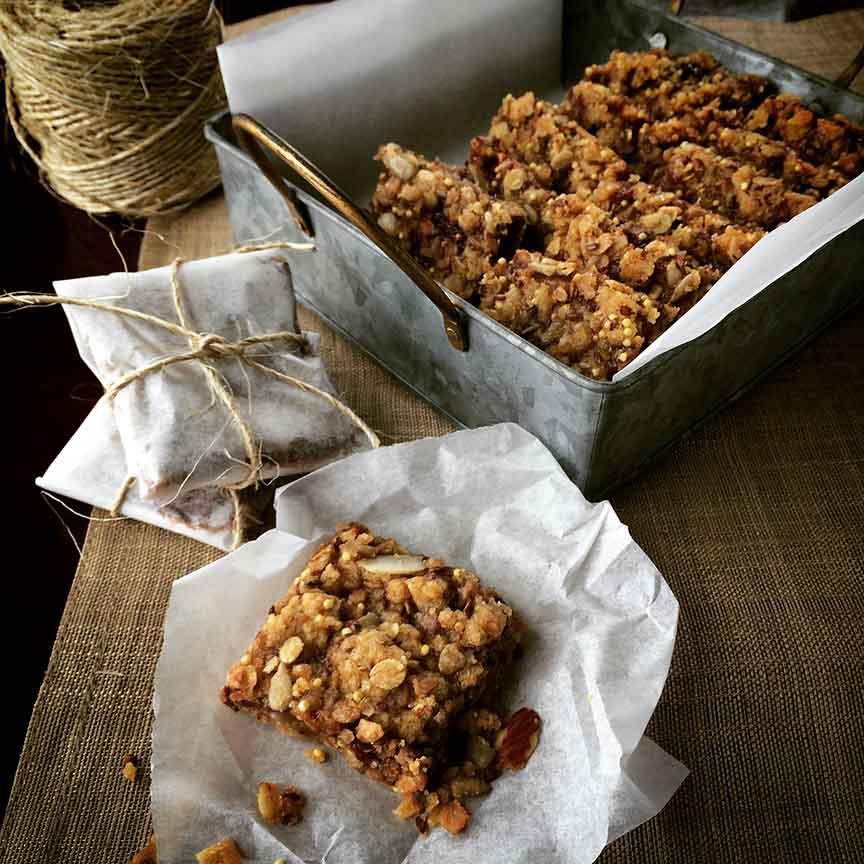 Jam Bars - photo & recipe by bistro onesix (Linda)