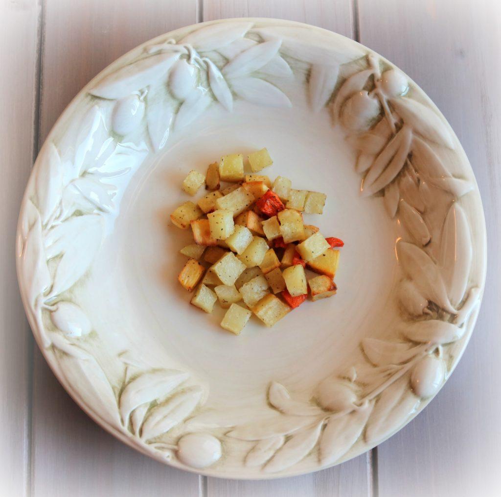 Veggie Croutons l Pook's Pantry
