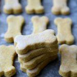Healthy Homemade Banana Pumpkin Dog Treats