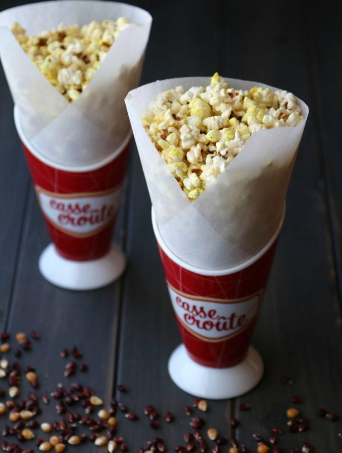 Island Spice Popcorn