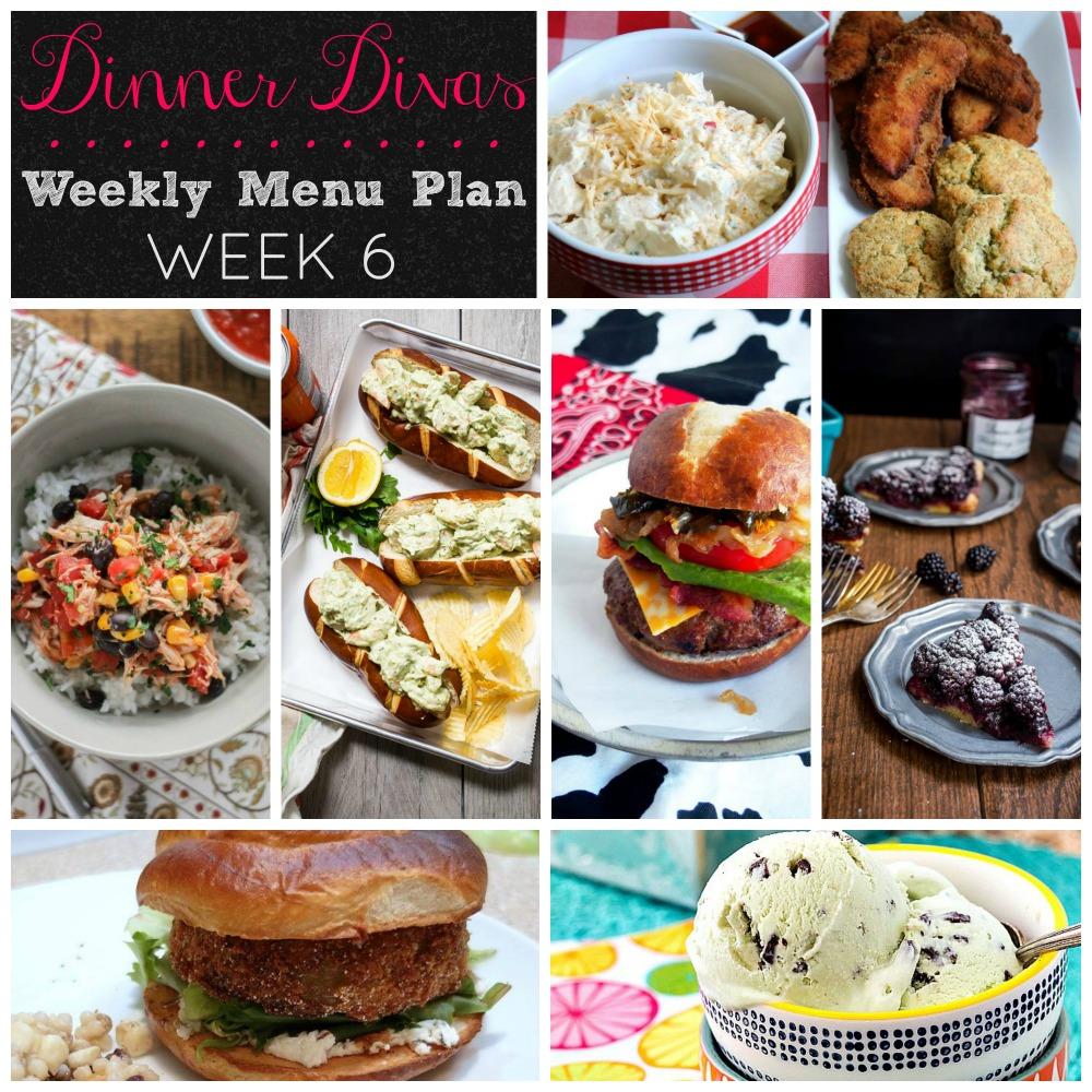 Dinner Divas - Week 6