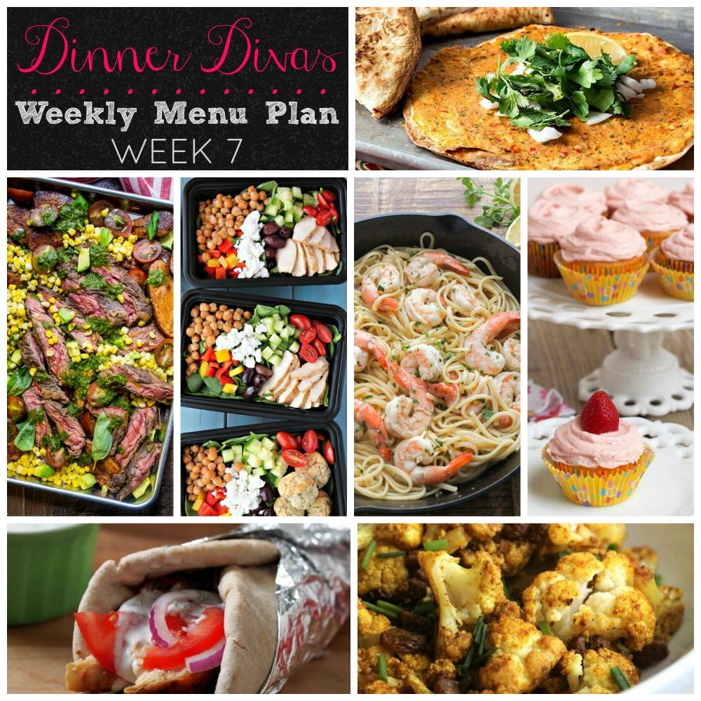 Dinner Divas Week 7