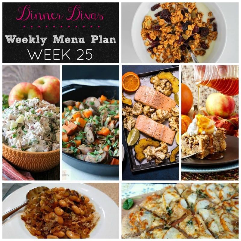 Dinner Divas Week 25