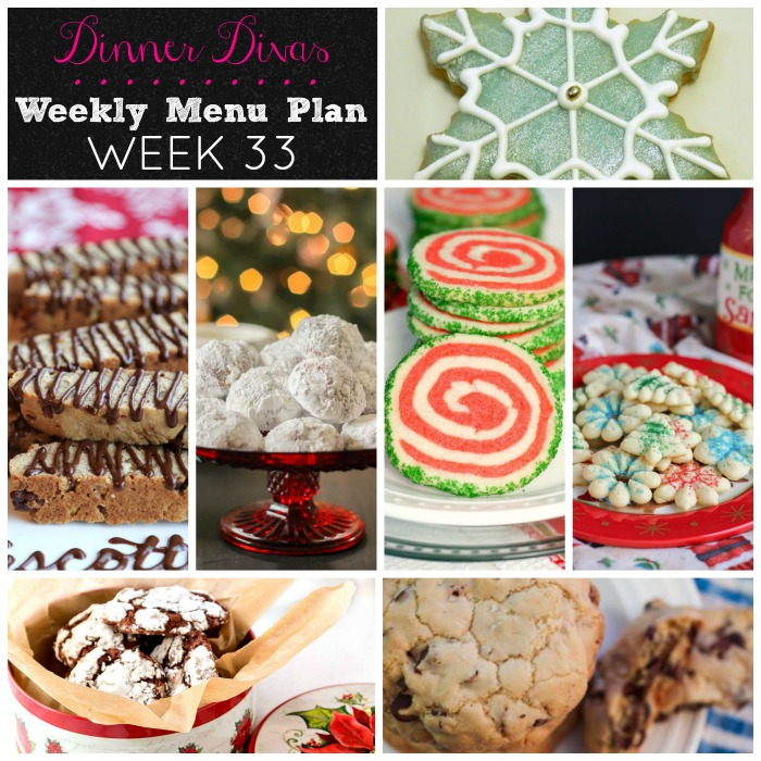 Cookie Exchange: Week 33