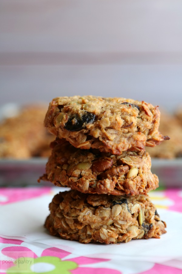 Granola Breakfast Cookies