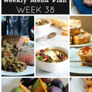 dinner divas week 38