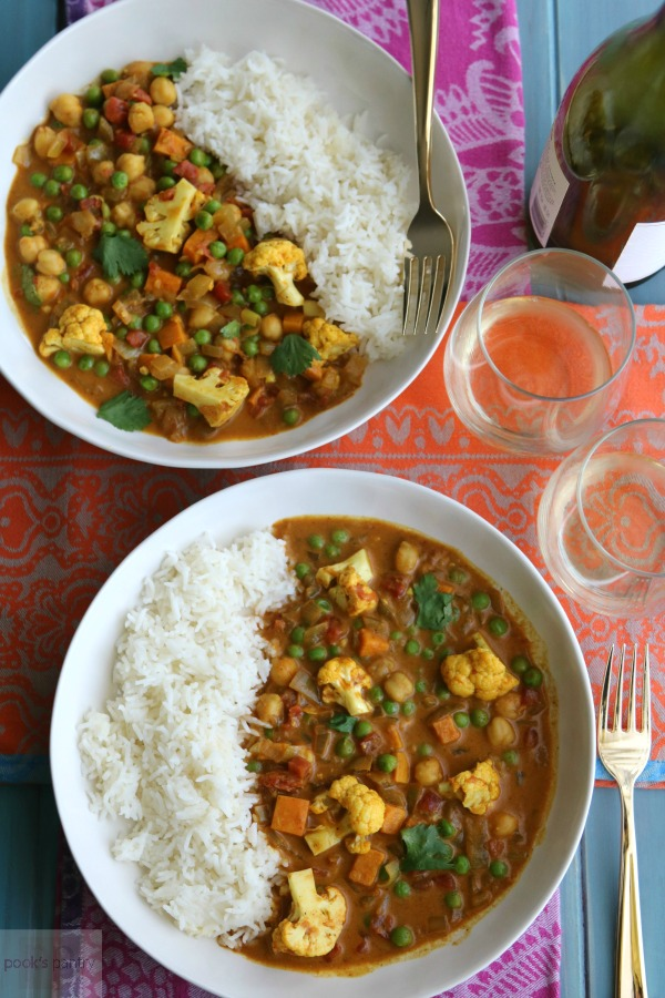 Easy indian vegan chickpea curry recipe with sweet potatoes pooks if you are a lover of curry and you are looking for authentic indian recipes like homemade curry paste i would suggest this website forumfinder Gallery