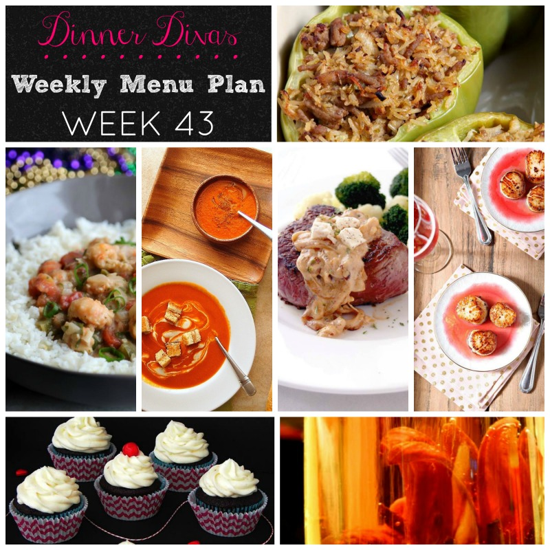 Valentine's Week Recipes