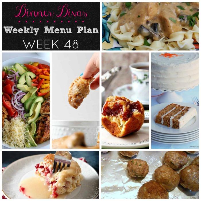 Dinner Divas week 48