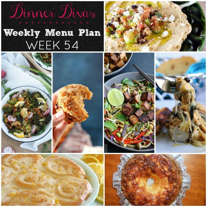 Dinner Divas week 54