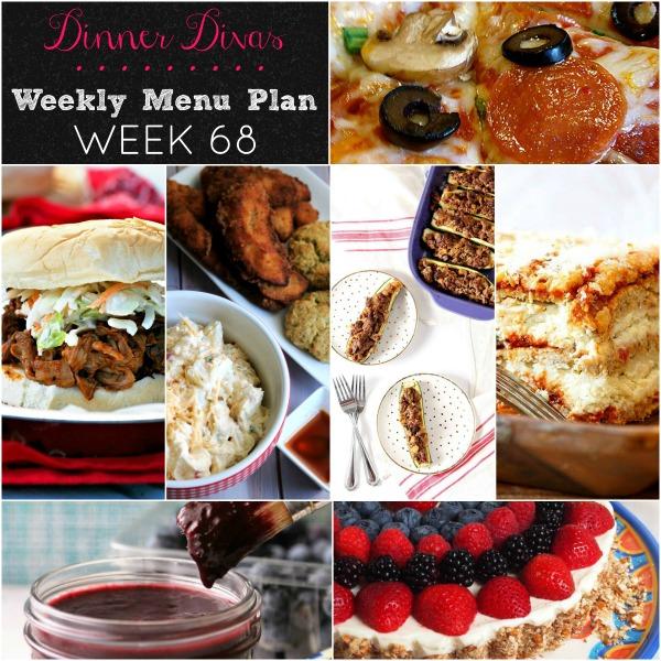 dinner divas week 68