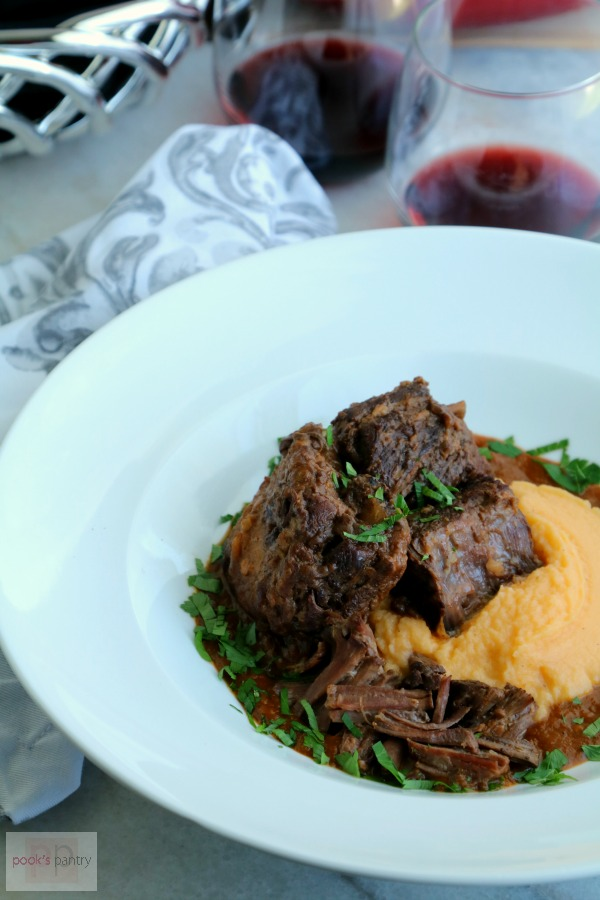 braised short rib recipe