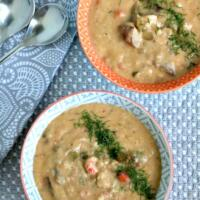 Langostino Chowder Recipe