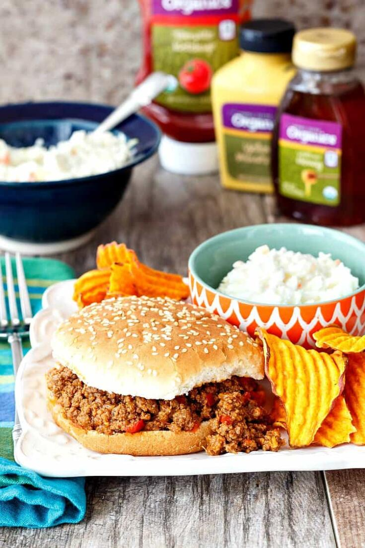 The Best Easy Sloppy Joe Recipe