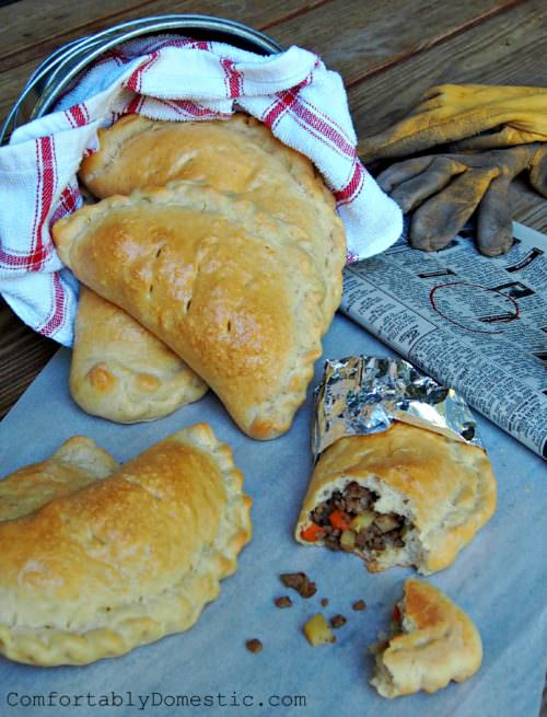 Lower Peninsula Pasty: A Spin on the Historic Meat Pie