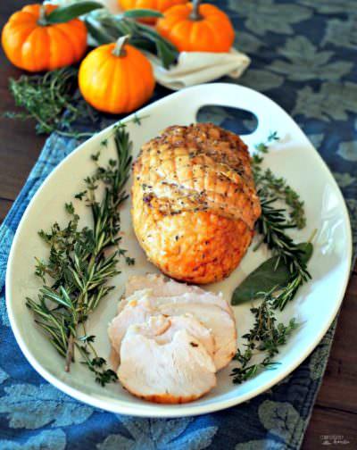 Citrus-Herb Roasted Turkey