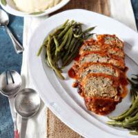 Slow Cooker Turkey Meatloaf