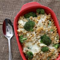 Chicken and Broccoli Macaroni & Cheese