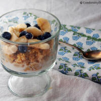 Baked Oatmeal Recipe - Comfortably Domestic