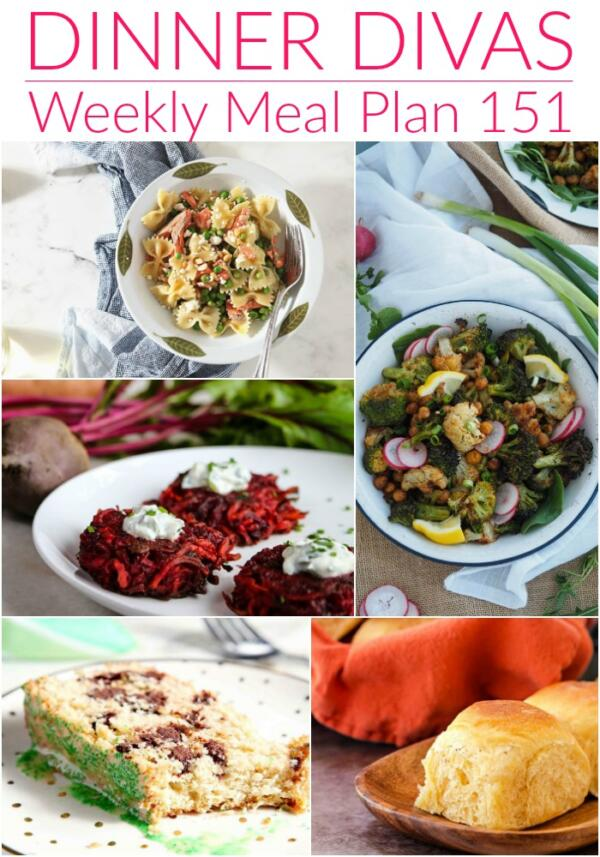 dinner divas meal plan images