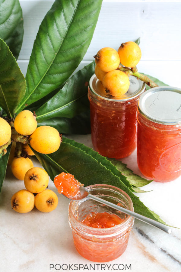 loquat jam recipe for water bath canning