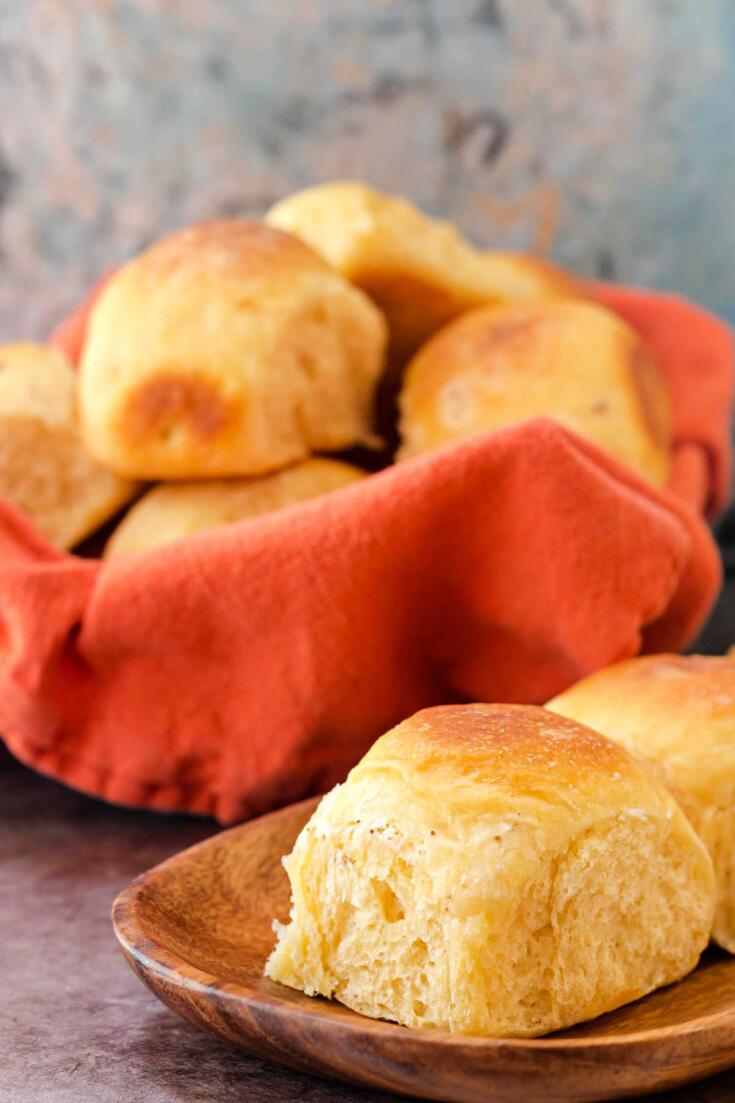 Potato Cheese Rolls Recipe with Idahoan® Mashed Potatoes