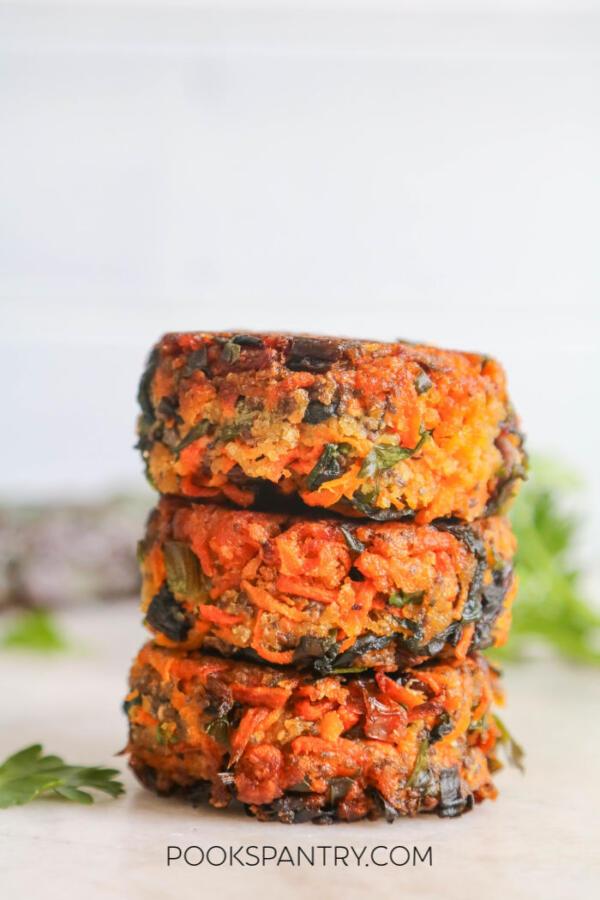 vegan veggie cakes