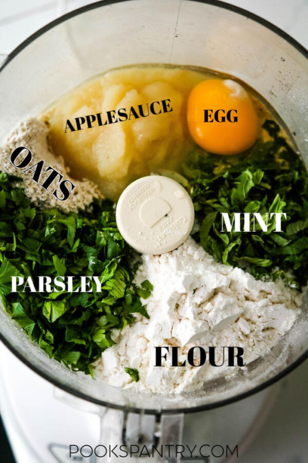 fresh breath dog biscuit ingredients