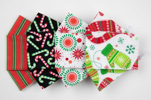 christmas masks for gift guide