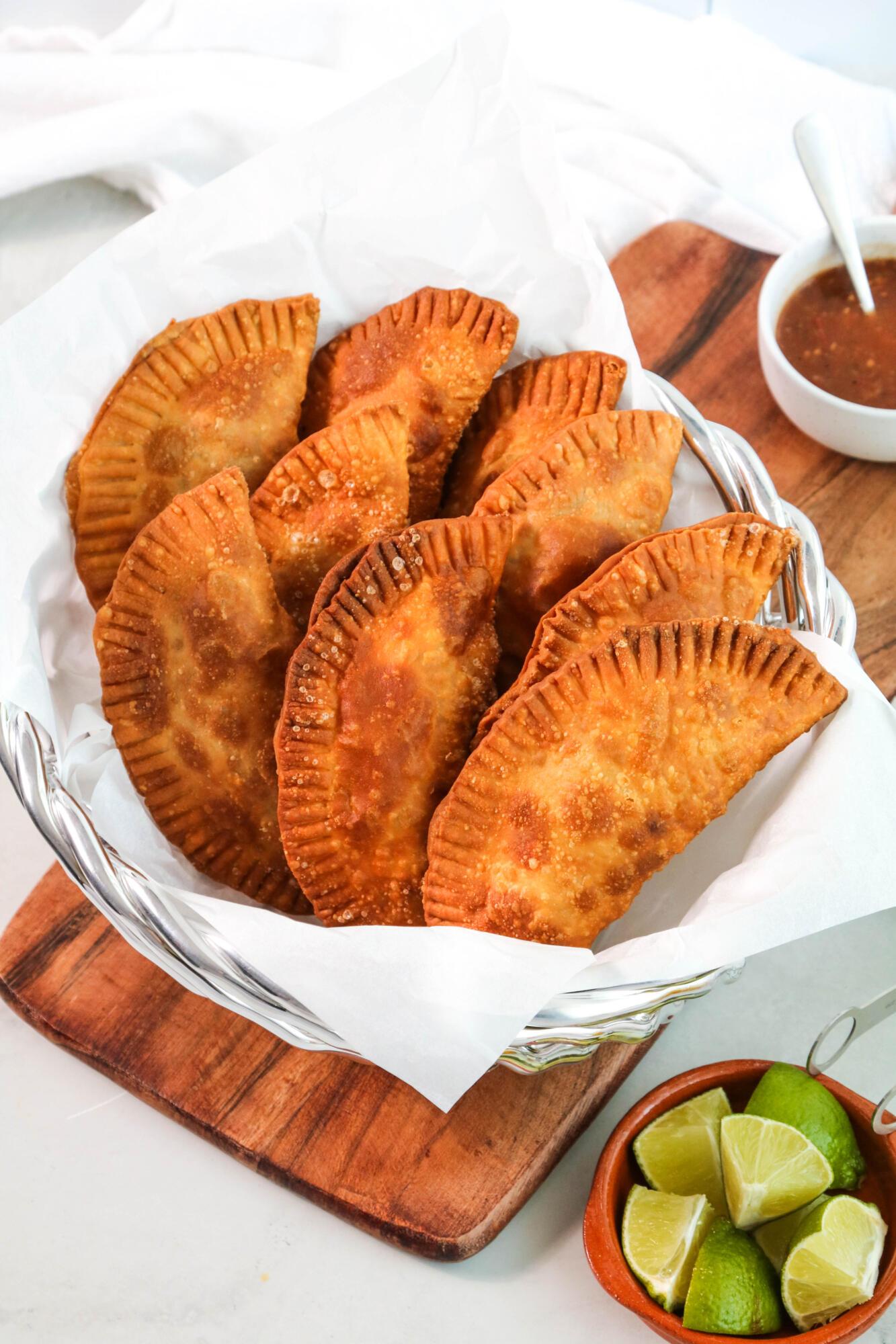 Cuban beef empanada recipe